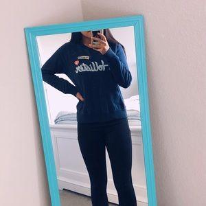 hollister graphic sweatshirt